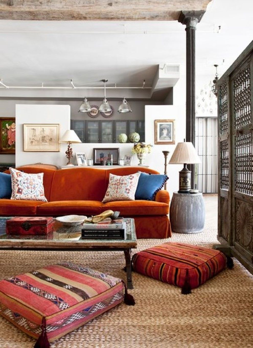 pillows house compelling pillow moroccan you blog home floor reasons your in poufpile why need