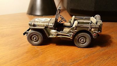 Professionally Built 1 35 Jeep Willys Mb 1 4 Ton Truck Tamiya