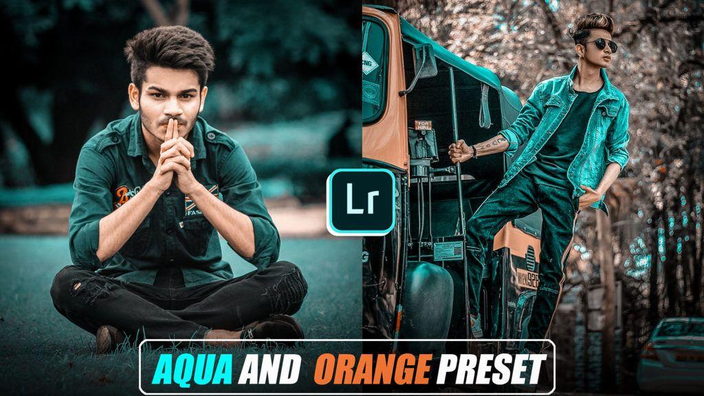 Lightroom Presets – Hollywood Orange And Teal
