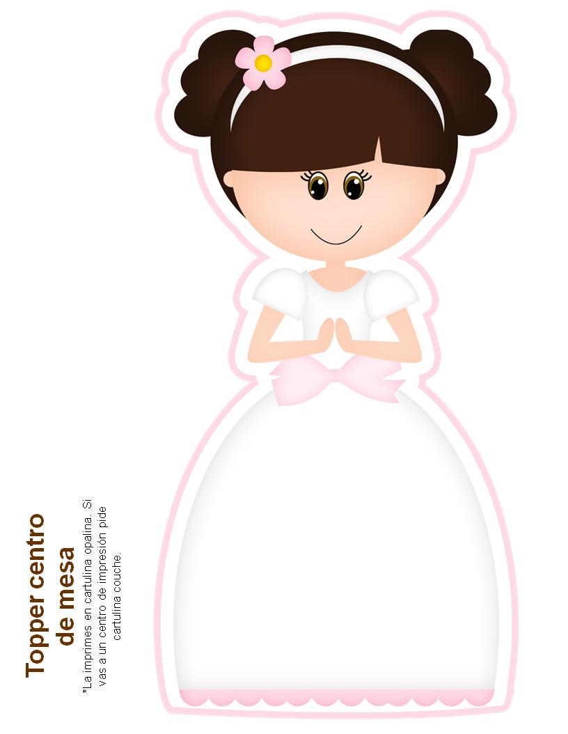 primera comunión niña | digi stamp | Pinterest | Communion ...