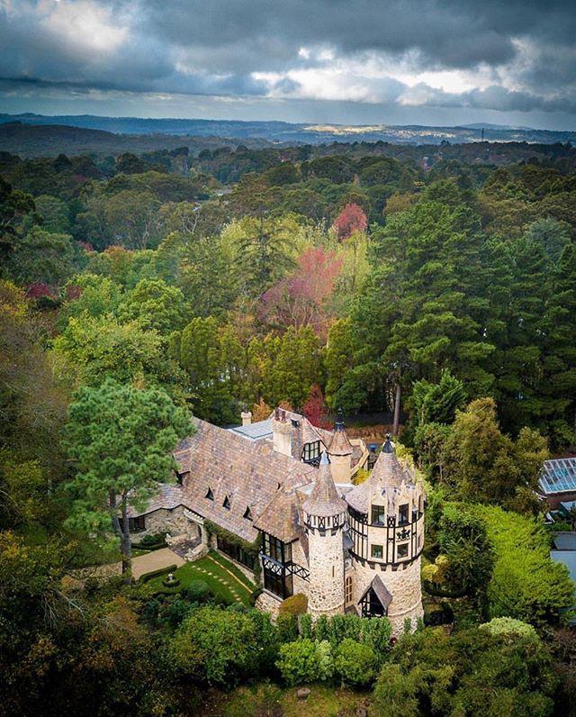 Thorngrove Manor : @__serio__ #adelaidehills