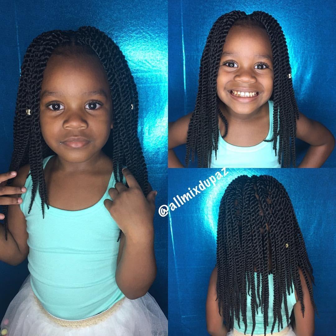 Instagram Photo By Www Allmixdupaz Com Jul 27 2016 At 12 41am Utc Kids Crochet Hairstyles Twist Hairstyle Kids Crochet Twist Hairstyles