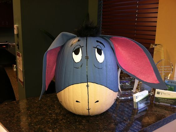 DIY No Carve Pumpkin Ideas for Kids - Party Wowzy #pumkinpaintideas
