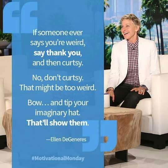 Ellen!!