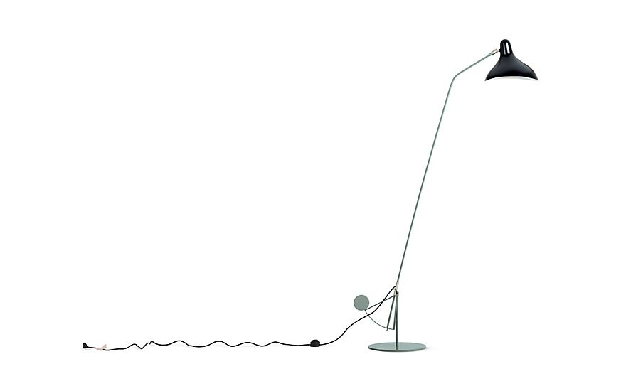 Mantis Bs1 B Floor Lamp
