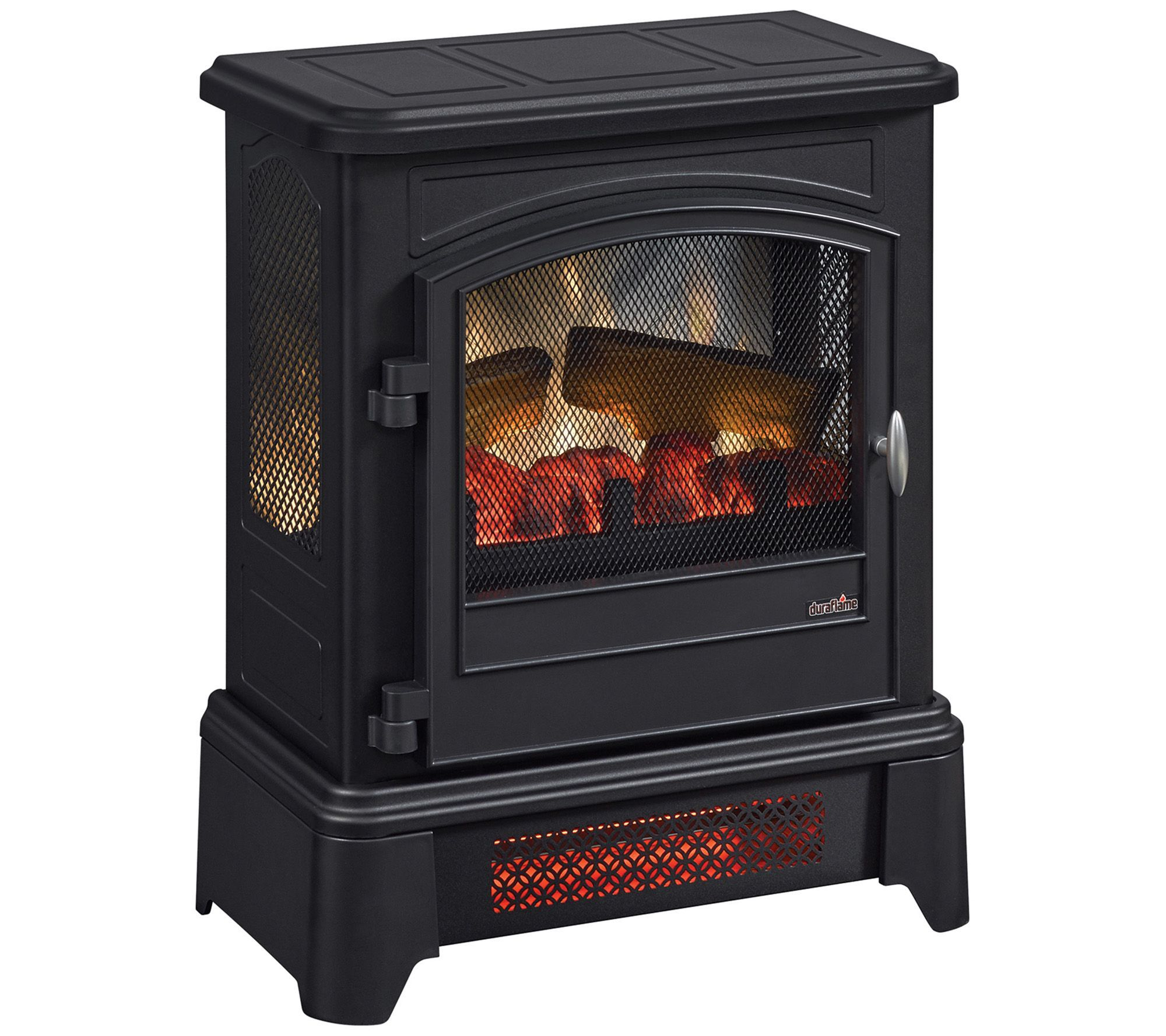 Duraflame Infrared Electric Stove Heater with Pedestal