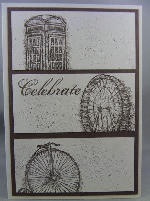 Feeling Sentimental Sale-A-Bration Stamp set