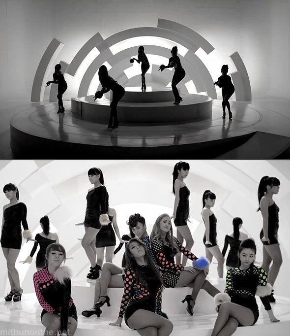 Wonder Girls Be My Baby Mv Screencaps Wonder World Mithunonthe Net