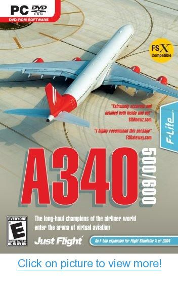 A340-500/600 Expansion for MS Flight Simulator X/2004