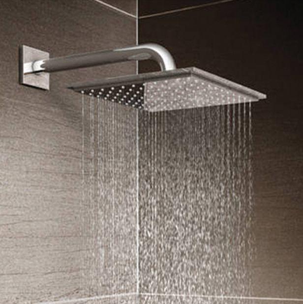 Specials Euphoria Cube Shower Head Shower Heads Modern Shower Design Bathroom Decor
