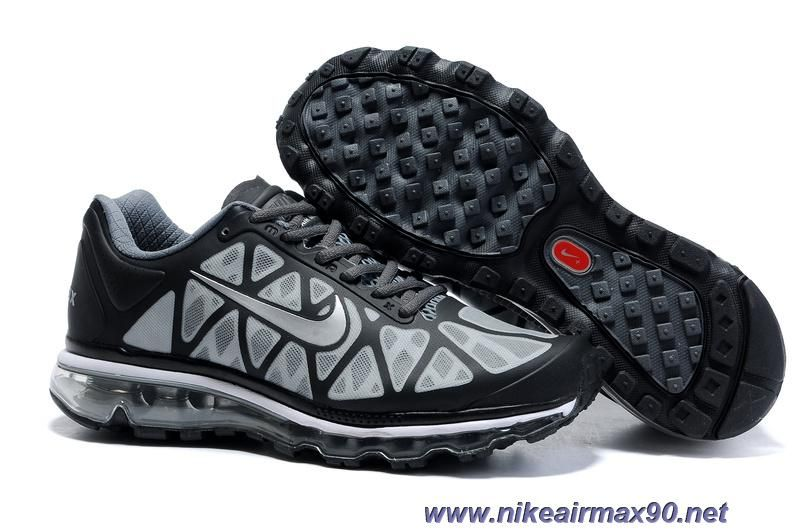 Buy New Mens Nike Air Max 2011 Black Charcoal White Sneakers The Most  Flexible Running Shoes
