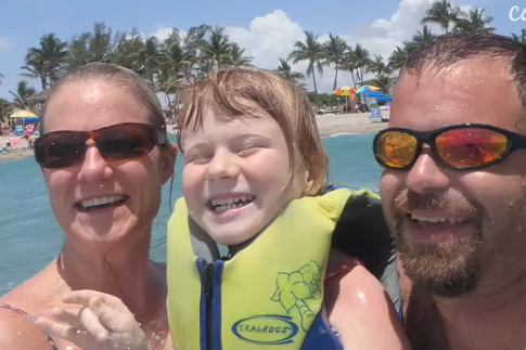 Mom Turns Daughter's Health Tragedy Into Triumph (VIDEO)