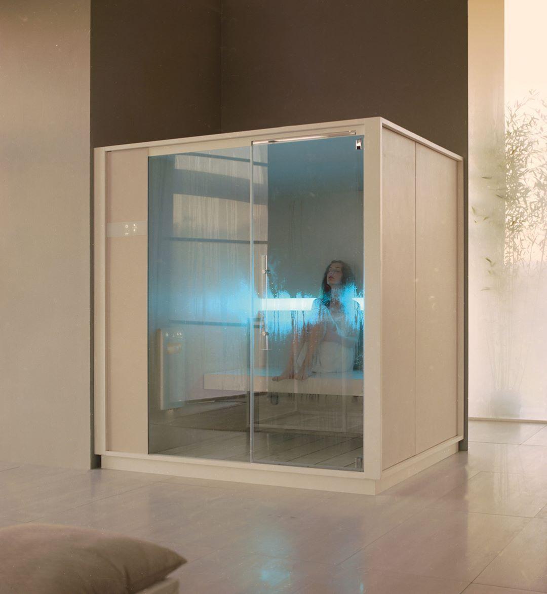 Sauna SKY TECHNO EFFEGIBI überall Aufstellen Lassen | Interiors: |  Pinterest | Techno, Saunas And Interiors