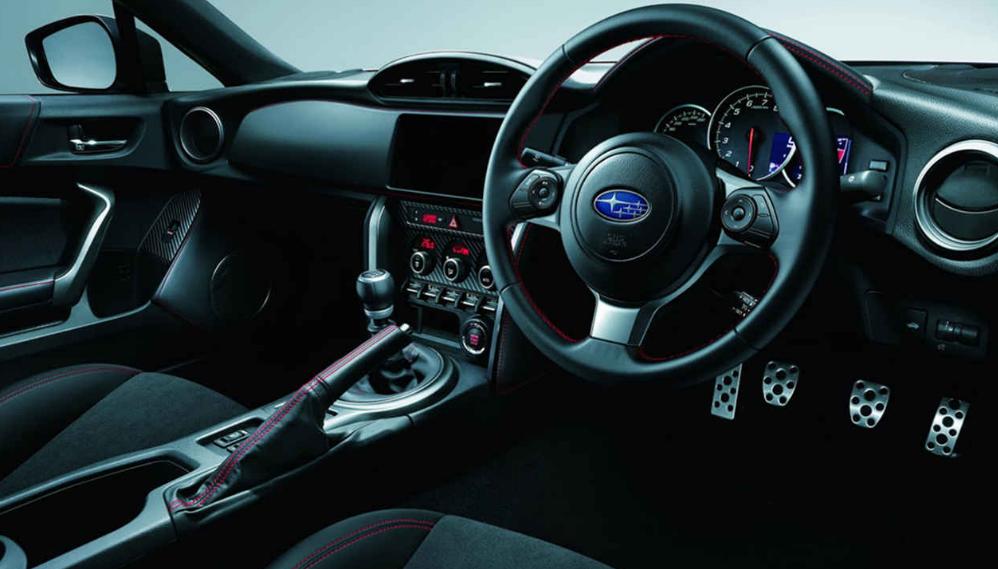 2018 Subaru Brz Interior Subaru Brz Subaru Brz Interior Subaru