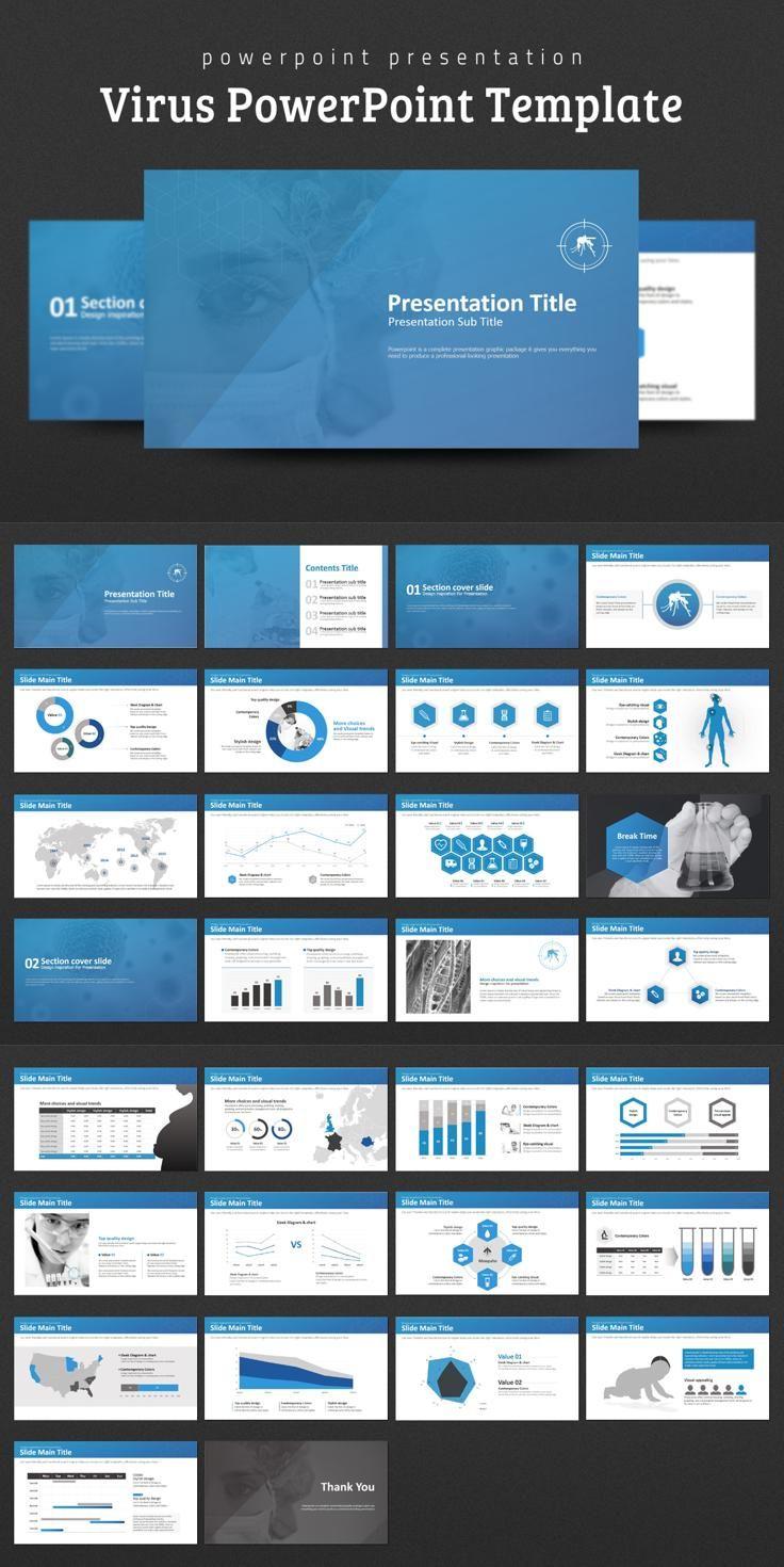 Virus powerpoint template apresentao presentation template from good pello download httpscreativemarket toneelgroepblik Choice Image