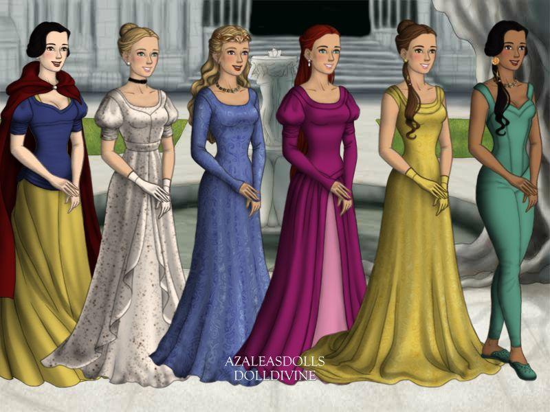 Princess of the ring