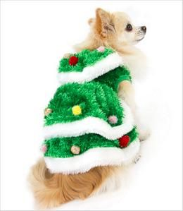 Dog Costume Christmas Tree For Small Dogs Christmas Dog Outfits Christmas Dog Costume Pet Holiday
