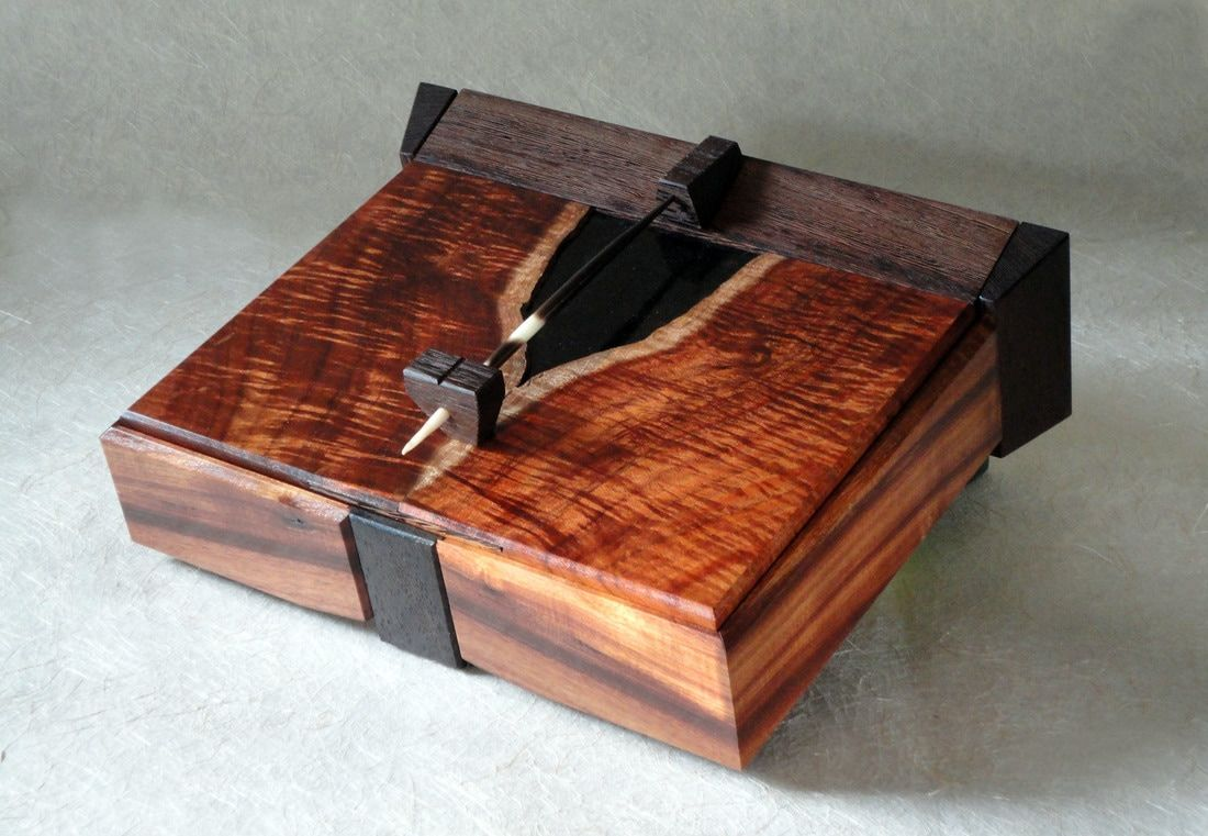 Wonderful Exotic Wood Boxes Jewelry, Watch, Eyeglass, Keys And Remote Control Storage  Boxes .