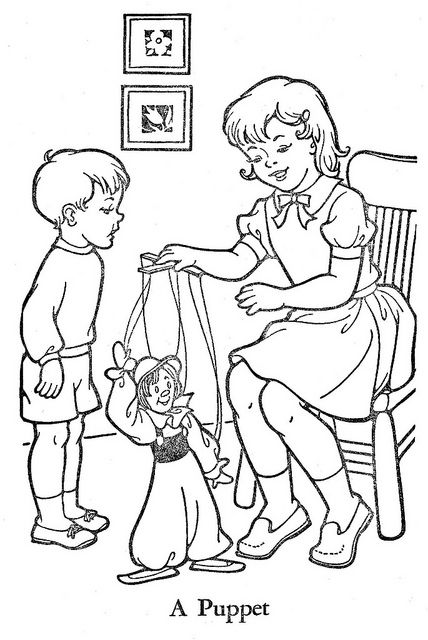 Lots To Color Page 23 Flickr Photo Sharing Vintage Coloring Books Coloring Books Barbie Coloring Pages