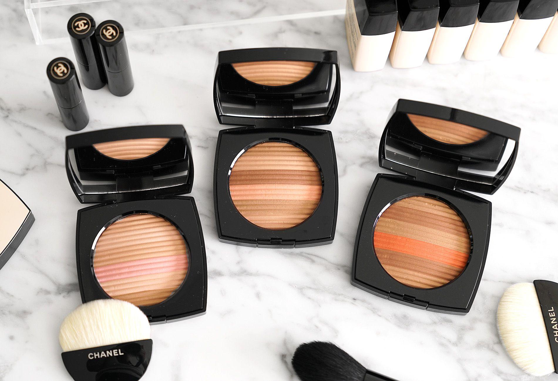 3847685240f Chanel Les Beiges Healthy Glow Luminous Multi-Colour Powder Light ...