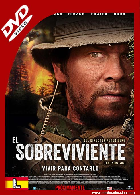 33634a098c El Único Superviviente 2013 DVDrip Latino ~ Movie Coleccion ...