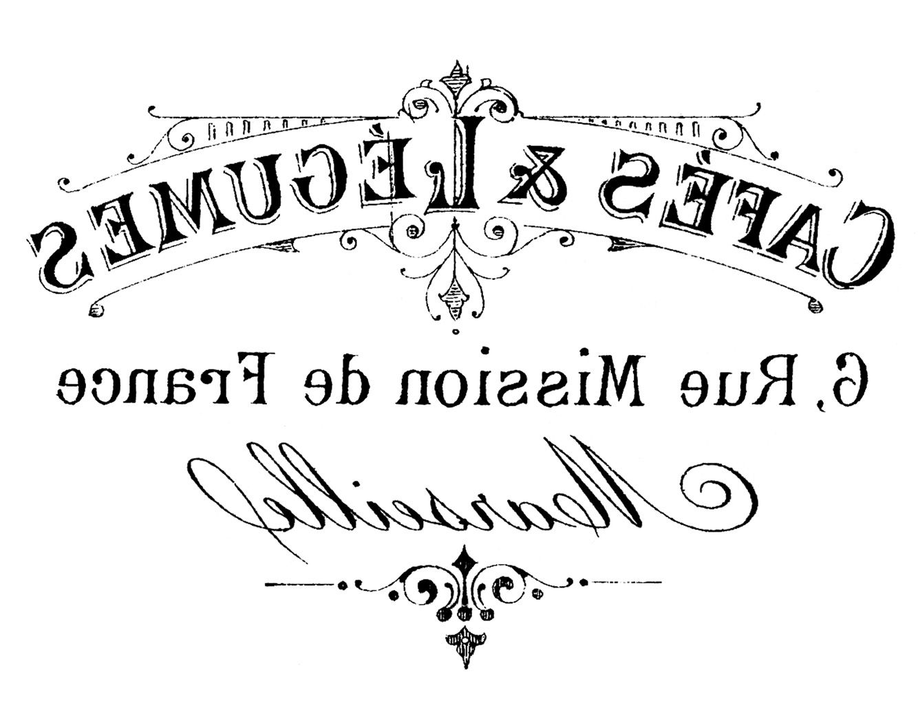 Картинки с надписями винтаж