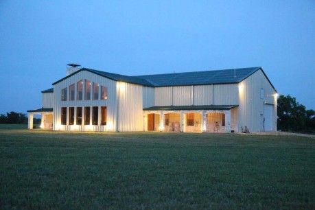 barn home with luxury barndominiums steel buildings, metal