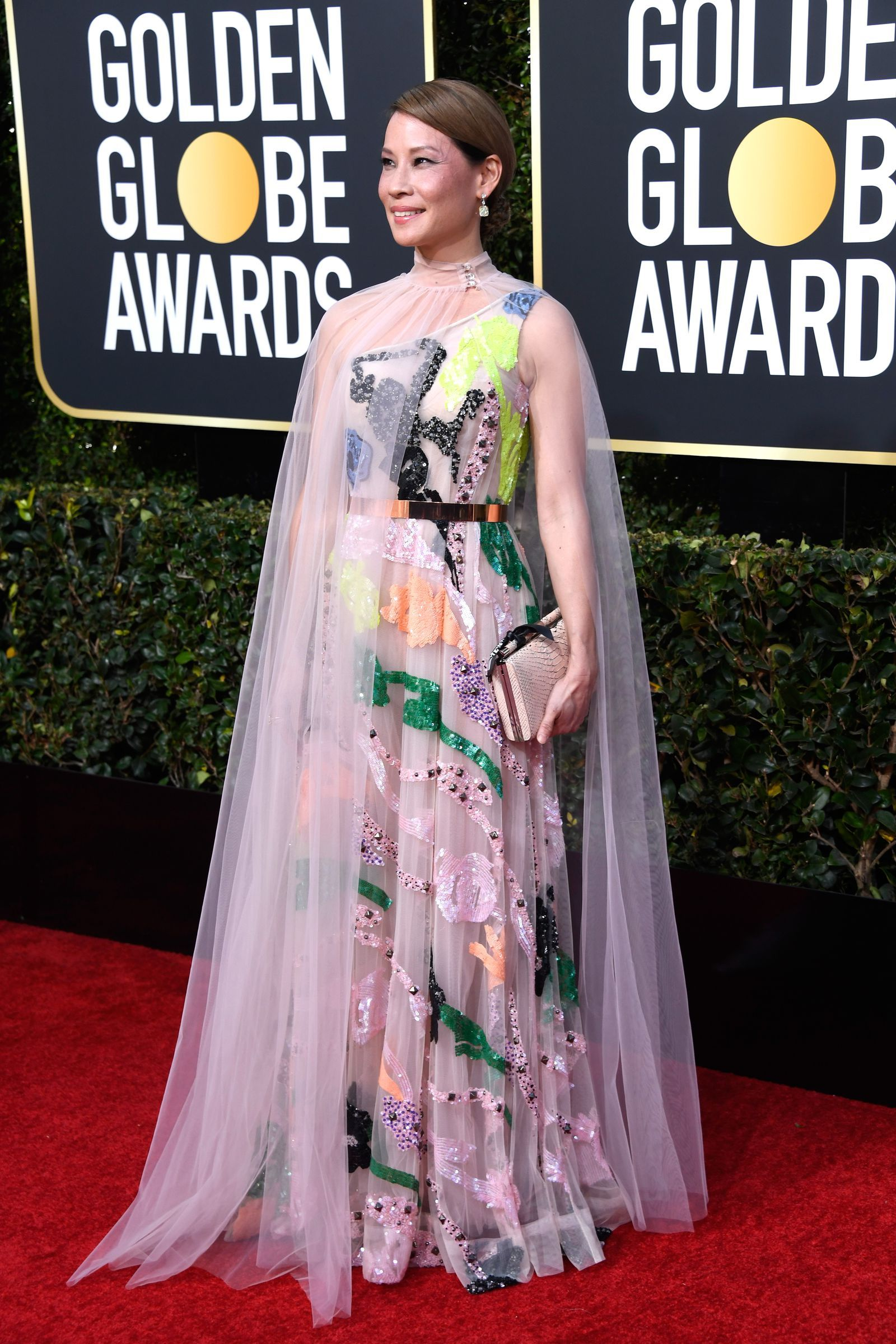 f65744a637e7 The best celebrity dresses from the Golden Globes red carpet