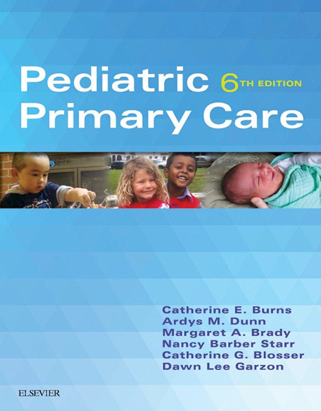 Pediatric Primary Care EBook (eBook Rental