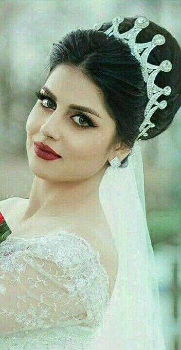 Iranian Bride Bridal Hair Bridal Makeup Wedding Dress Trends