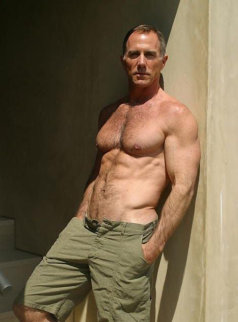 Hot mature men doing all the way