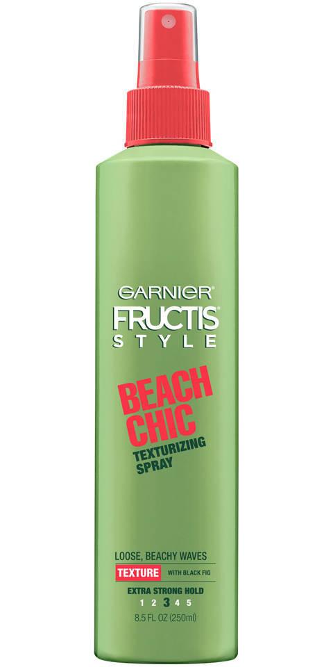 Beauty Texturizing spray, Beach chic, Garnier fructis