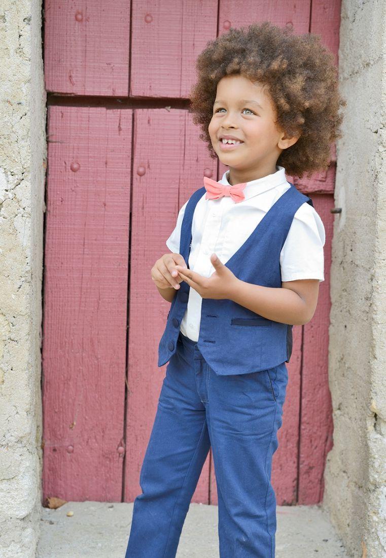 La tenue des enfants d\'honneur: Les Petits Inclassables | Boda
