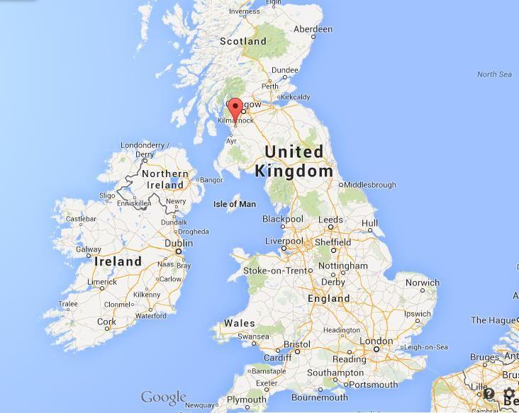 map of kilmarnock scotland Yahoo Image Search Results Scotland
