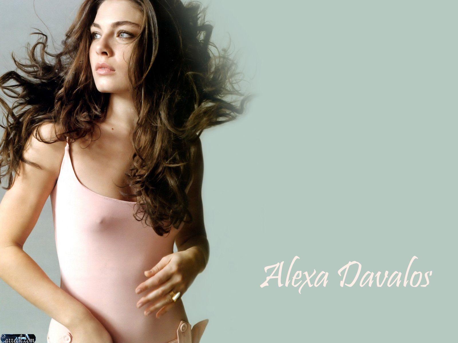 Alexa Davalos Bikini