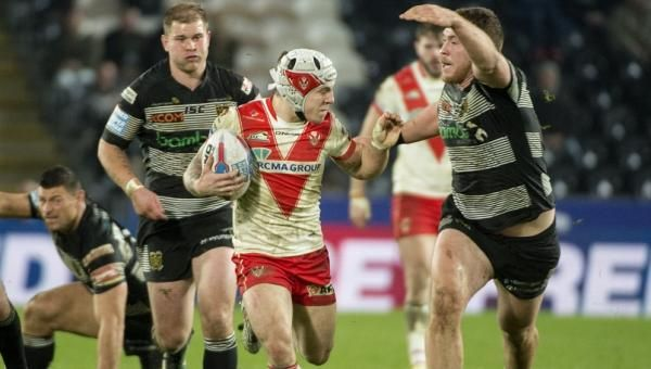 Saints Looking To Kick On Rugby League St Helens Saint Helens