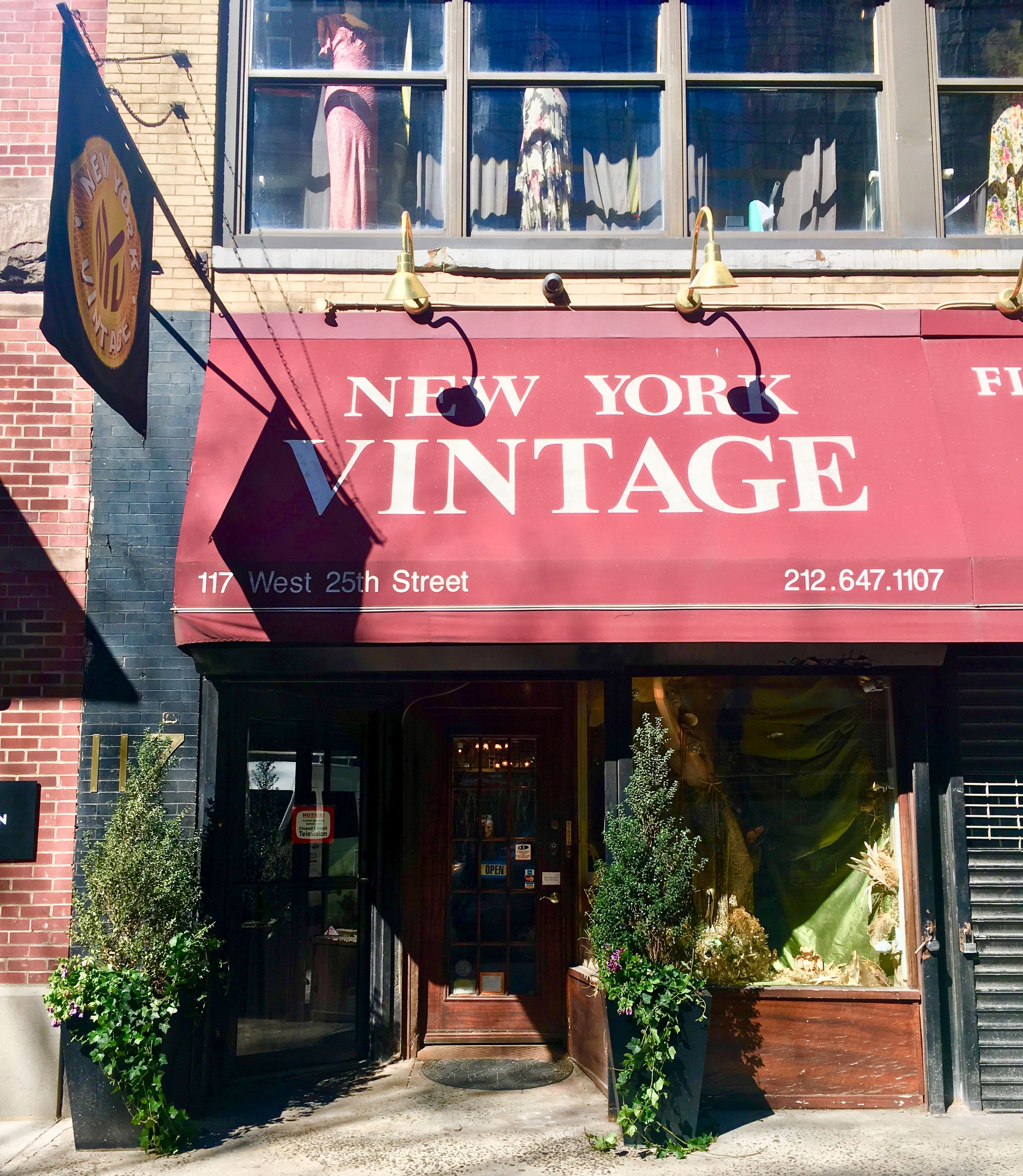 74563eda3b Local Artisan of the day is New York Vintage. New York Vintage is one of