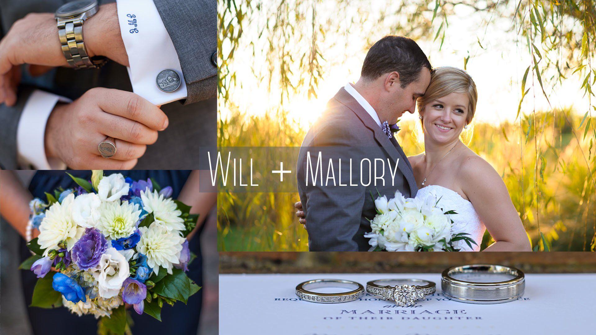 Will & Mallory :: Wedding Highlights :: Yorktown & Williamsburg, VA