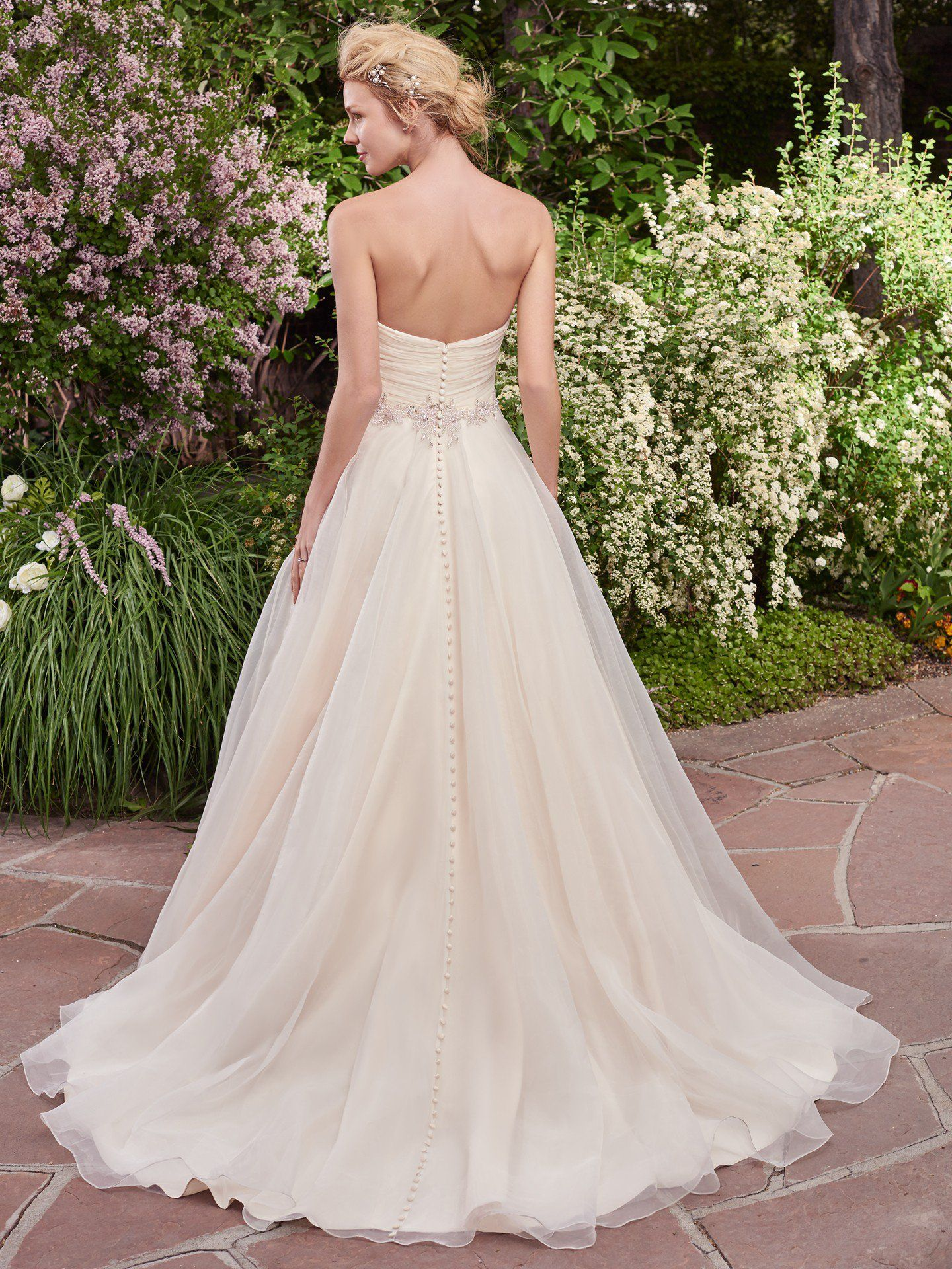 Maggie Sottero Wedding Dresses   Bliss, Bridal gowns and Gowns