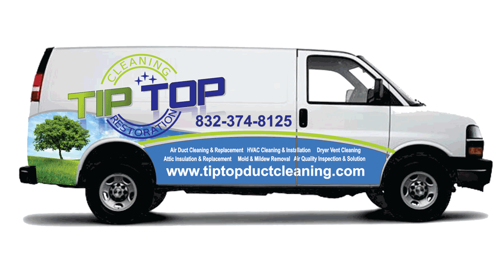 TIP TOP Air Duct Cleaning Houston Call Today (832) 374