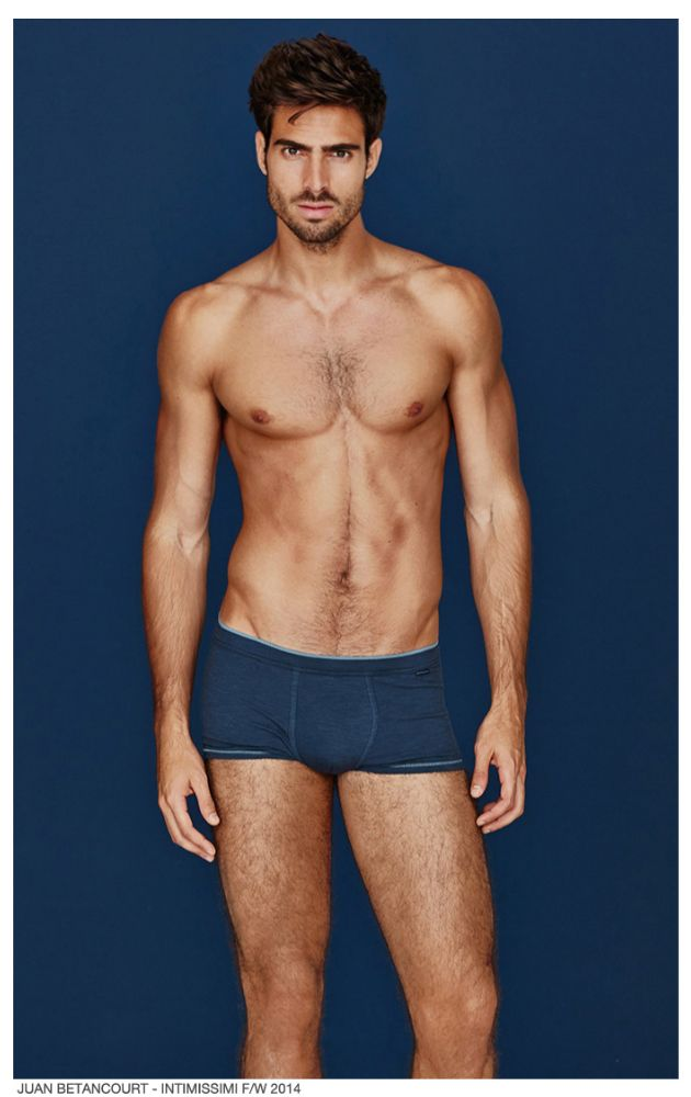 acf165997c Model Watch: Juan Betancourt is The New Face of Intimissimi Underwear -  Page 3 | Out Magazine