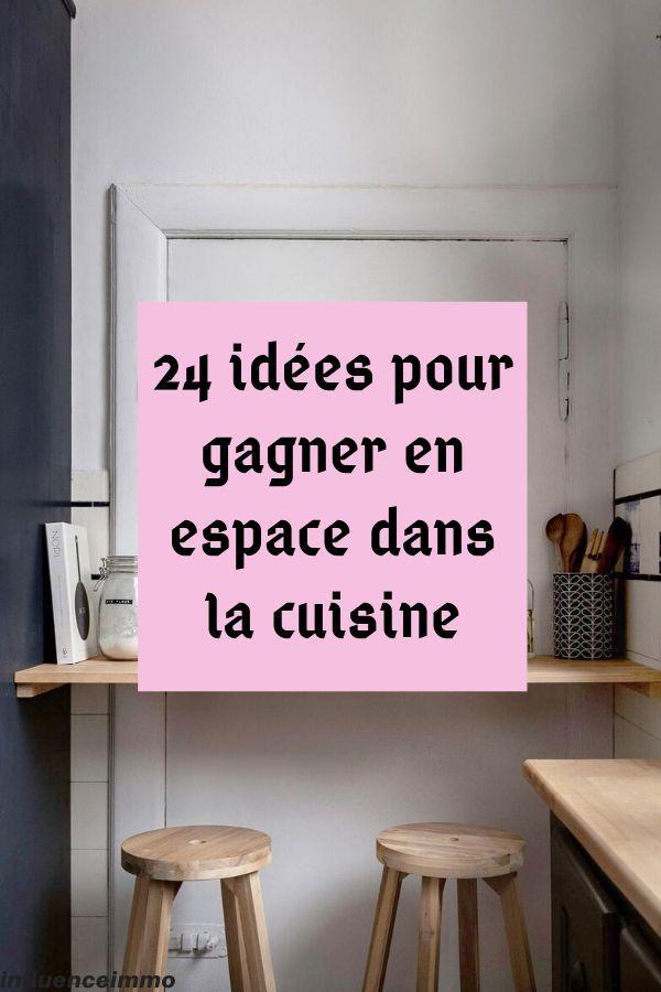 24 Idées De Rangements Pour La Cuisine Pour Gagner En
