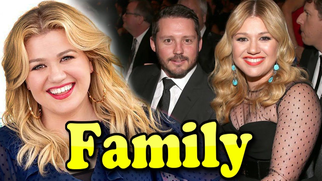 Kelly Clarkson Family With Daughter Son And Husband Brandon Blackstock 2020 In 2020 Kelly Clarkson Family Kelly Clarkson Celebrity Couples
