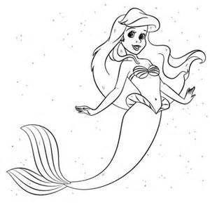 Coloring Of Ariel The Little Mermaid Bing Images Wenn Du Mal Buch Jesus Malvorlagen Kostenlose Ausmalbilder