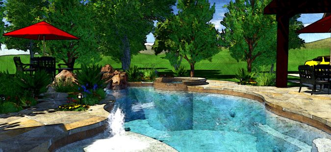 Want To Design Better Projects Vip3d Outdoor Living Design