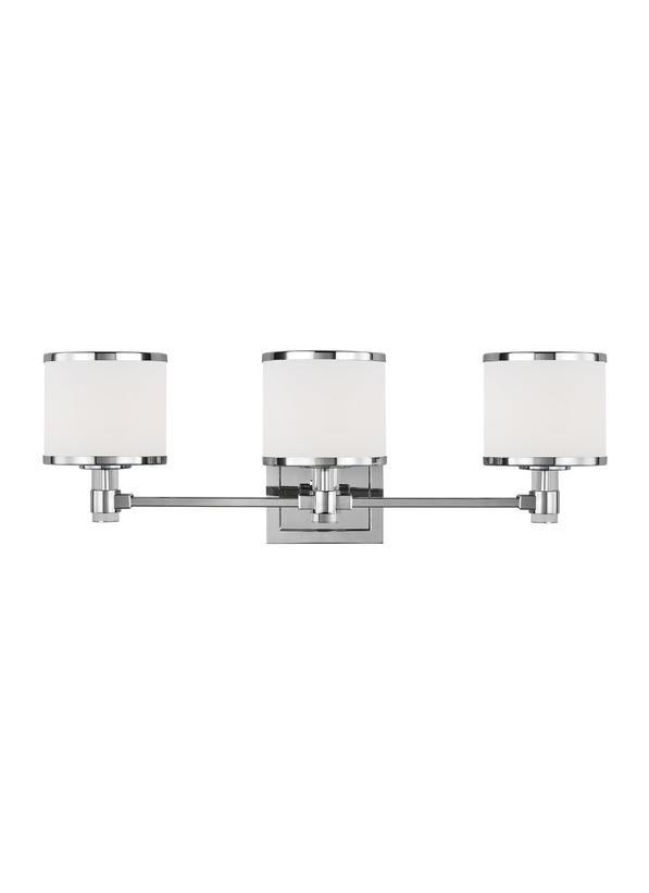 VS24373CH-L1 3 - Light Vanity Vanity Fixtures,Wall / Bath Lighting ...