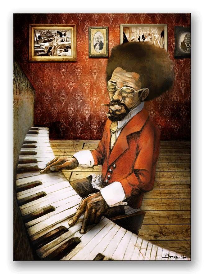 Cuadro El Pianista