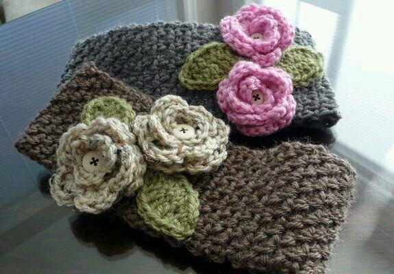 Pin de Joanna Elliott-Sopp en Crochet flowers three!! | Pinterest ...