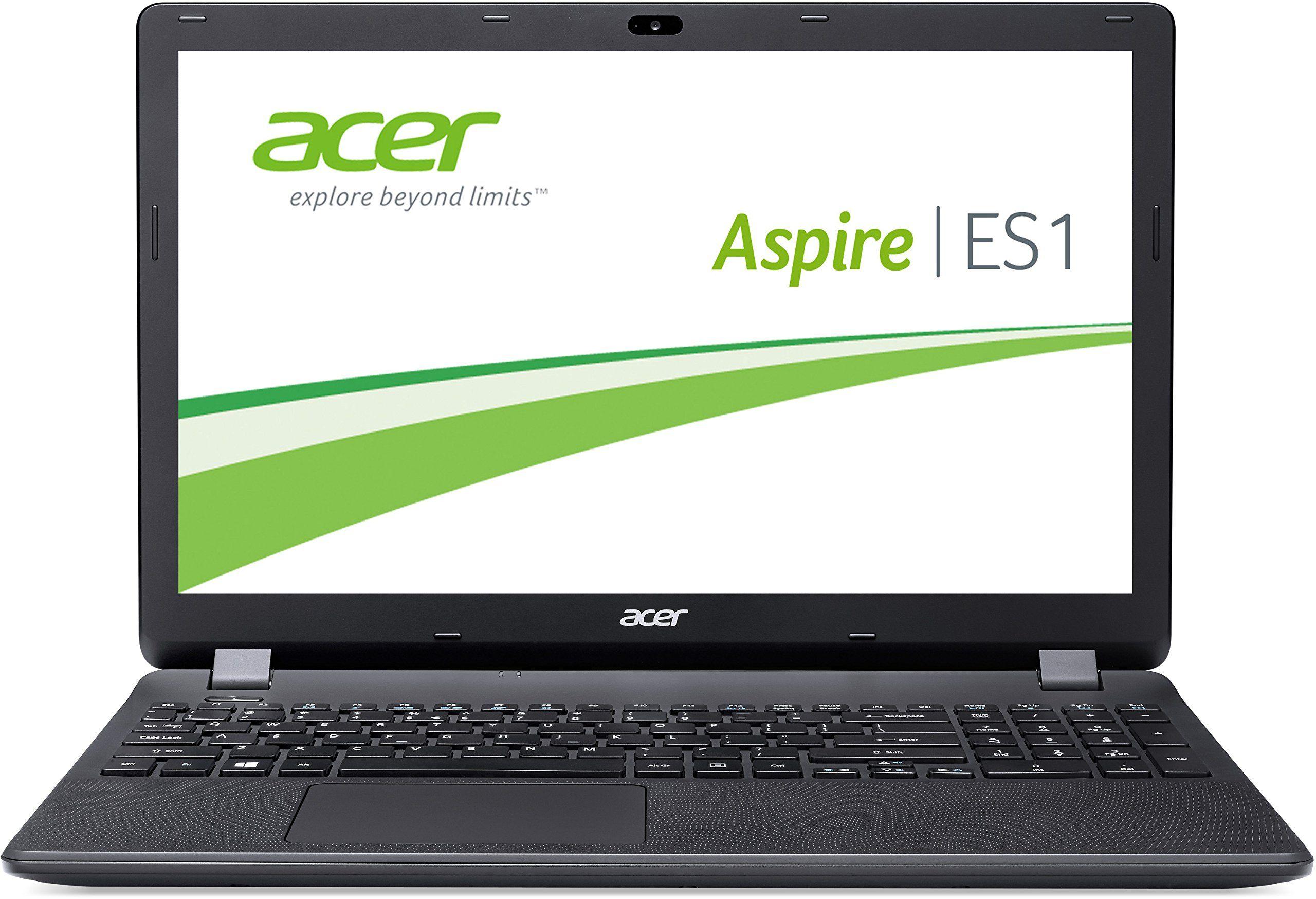 Acer Laptop Bildschirm Schwarz