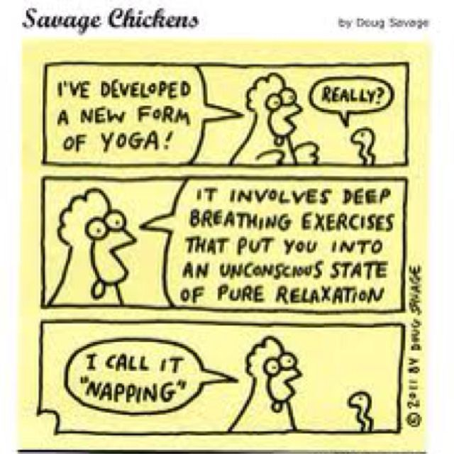 I've been doing yoga all this time and didn't even know!